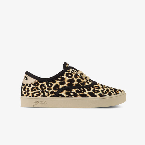 Leopard Ecological Sneakers Mercredy