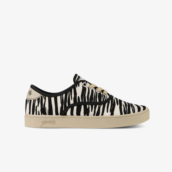 Zebra Ecological Sneakers Mercredy