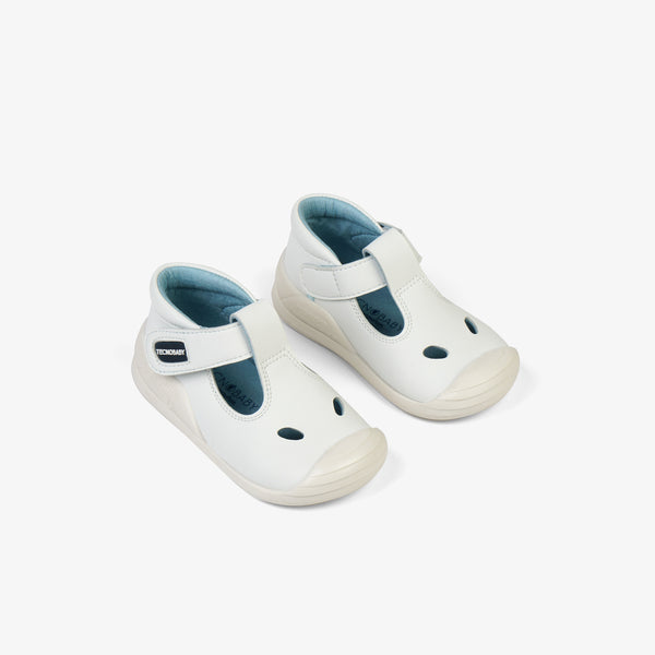 Baby's White onMicro® Shoes