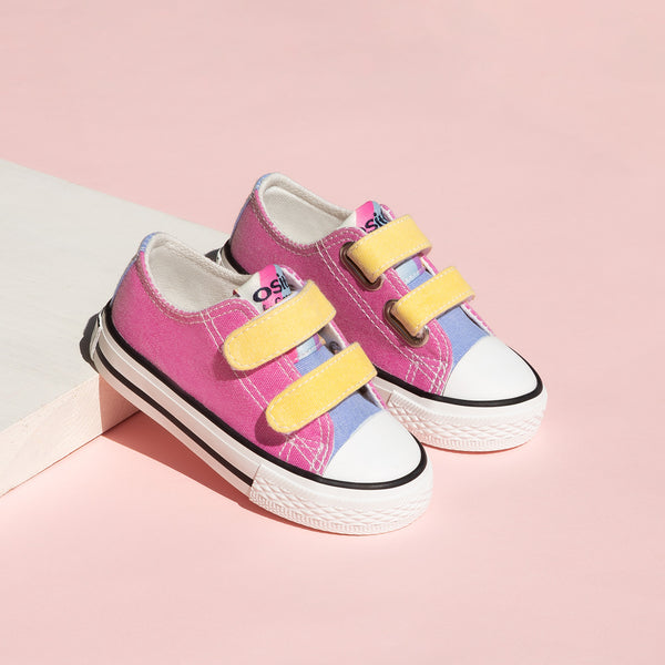 Baby's Multi Colour Changing Sneakers
