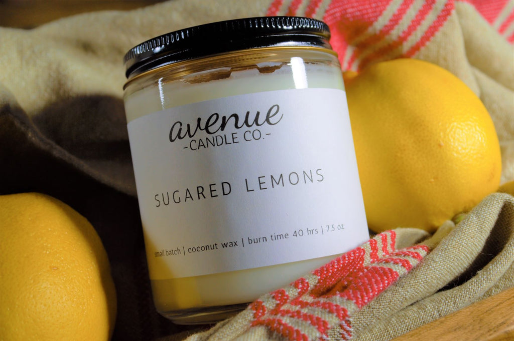 Sugared Lemons