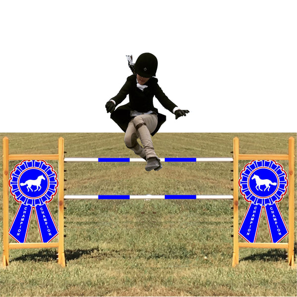 Blue Ribbon Kid Jump