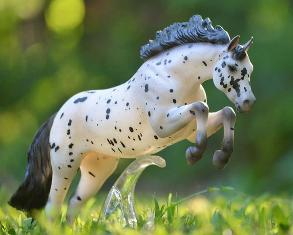 Breyer EZ to Spot - Jumping Pony - Traditional - 1789