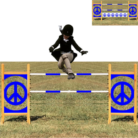 kid jump for the horse lover