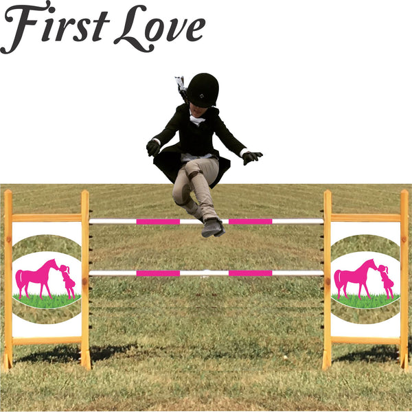 First Love Kid Jump