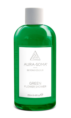 FS03 - Green  - Flower Shower
