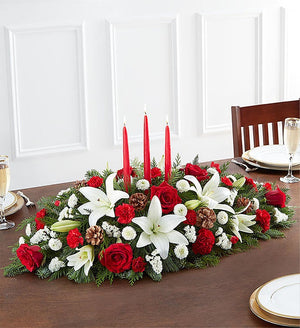 Christmas Wonderland Centerpiece