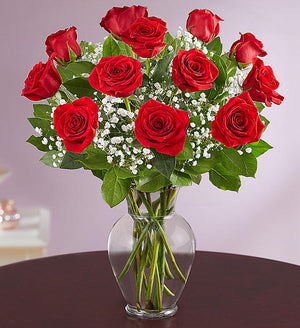 Graceful Roses Premium Long Stem Red Roses