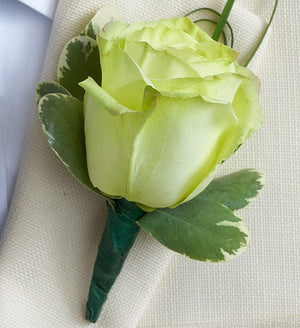 Sandy Shores Boutonniere