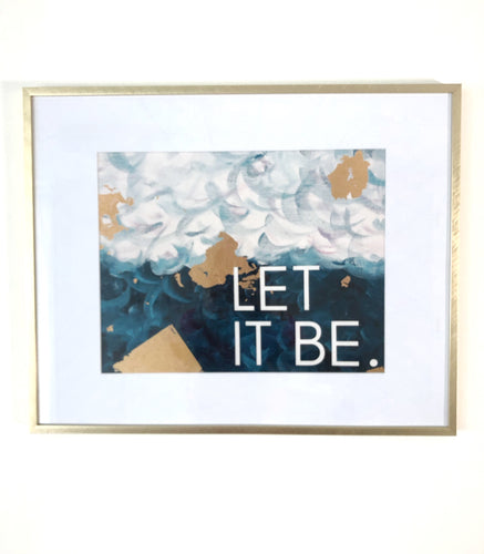 Let it Be Print