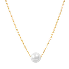 Load image into Gallery viewer, Mini Pearl Necklace