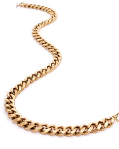 Gold Classic Chain, 24""