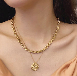 Twisted Chain (Gold)