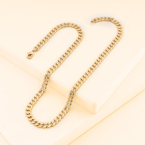 Chunky Signature Chain (Gold)