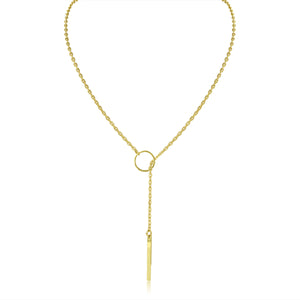 Signature Lariat Necklace