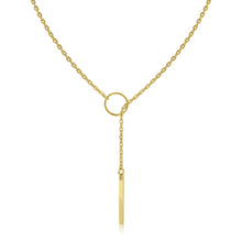 Load image into Gallery viewer, Signature Lariat Necklace