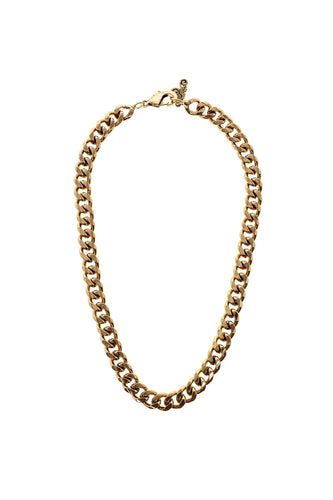 Gold Classic Chain, 17