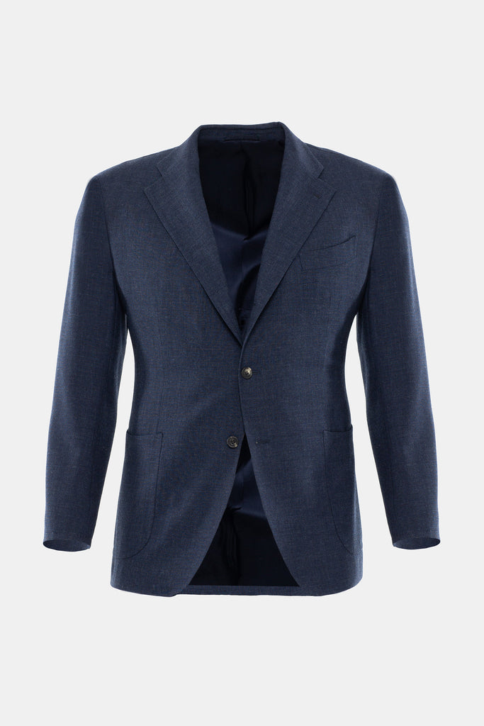 Smoke Blue Jacket