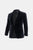 Black Velvet Smoking Jacket