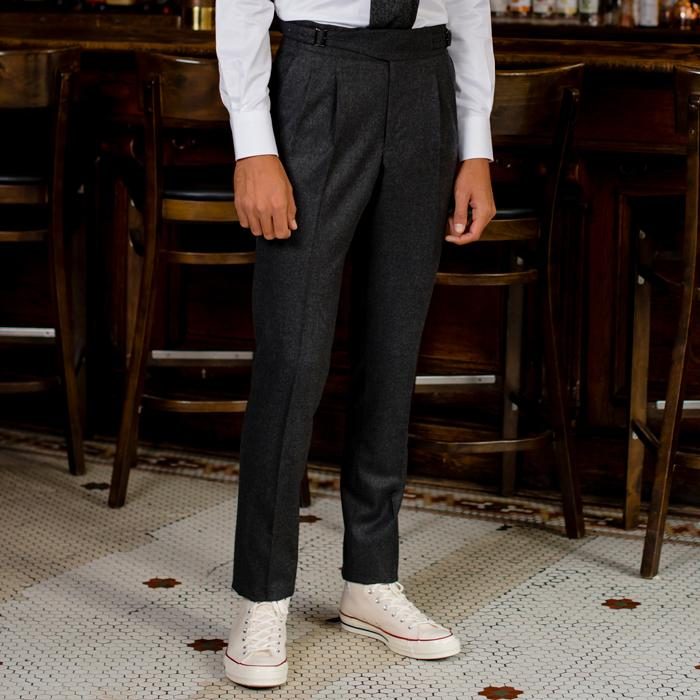 Ghurka Flannel Trouser