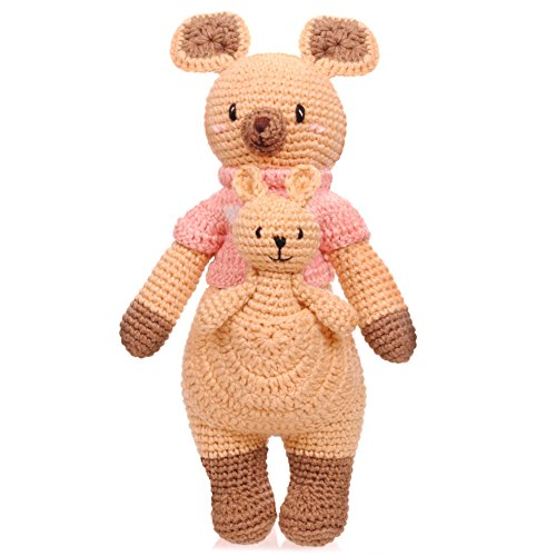 BobiCraft Kangaroo Teddy