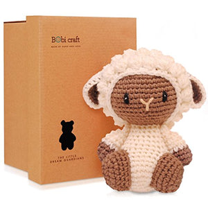 BobiCraft Sheep Teddy