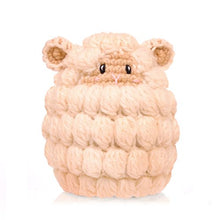 Load image into Gallery viewer, BobiCraft Sheep Knitted Teddy
