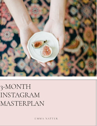 3-Month Instagram Masterplan