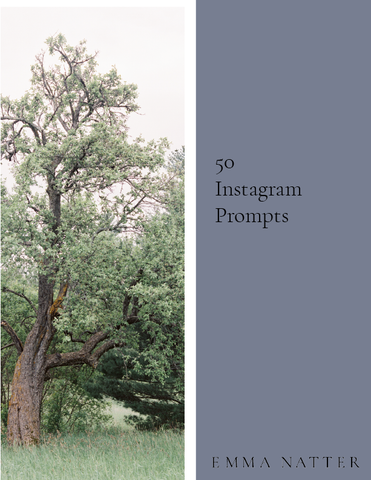 50 Instagram Prompts