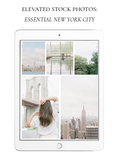 Elevated Stock Photos: Essential NYC