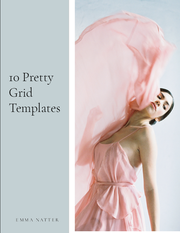 10 Pretty Grid Templates