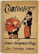 Load image into Gallery viewer, 1904 Antique TOMFOOLERY BOOK, James Montgomery Flagg, First Edition