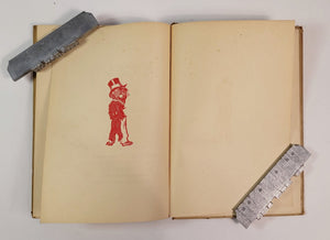 1904 Antique TOMFOOLERY BOOK, James Montgomery Flagg, First Edition