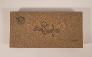 Antique Miss Saylor's Unusual Chocolates Box, Embossed Saylors of Ca. Box