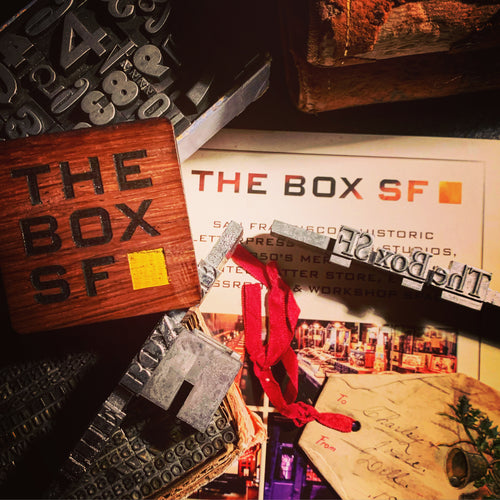 The Box SF Store Gift Certificate