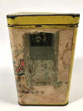 Load image into Gallery viewer, Antique LA PLAZA Tobacco Tin Box || EMPTY