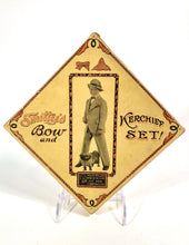 Load image into Gallery viewer, Antique 1920's SMITTY'S BOW AND KERCHIEF SET, Boy's Vintage Fashion Box