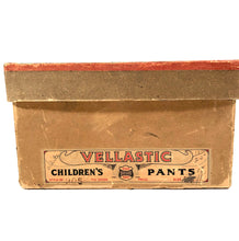 Load image into Gallery viewer, 1910s-1920s UTICA VELLASTIC Ribbed Fleece UNDERWEAR Fashion Box