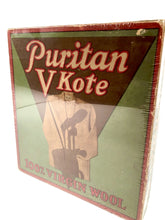 Load image into Gallery viewer, 1920's PURITAN V KOTE Wool Cardigan, Knit Sweater Box, Vintage Fashion