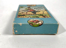 Load image into Gallery viewer, 1920's MOTHER GOOSE STATIONARY Display Box || Nursery Rhyme Illustrations