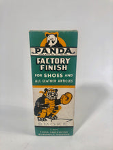 Load image into Gallery viewer, 1945 PANDA Factory Finish for Shoes and all Leather Articles, Panda Corporation
