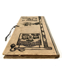 1910's RHYMES OF YE OLDE SIGN BOARDS Illustrated Book || F.G. Lewin