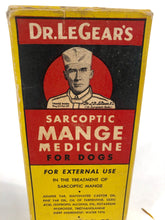 Load image into Gallery viewer, Dr. LeGear's Sarcoptic MANGE MEDICINE FOR DOGS || St. Louis, Mo