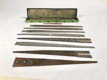 Load image into Gallery viewer, 1898 STAR HACK SAW, Clemson Bros., Inc. || Middletown, N.Y.