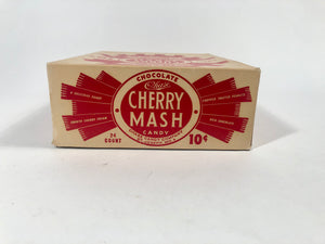 Chase's CHOCOLATE CHERRY MASH Box || St. Joseph, Mo.