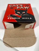 Load image into Gallery viewer, CAT'S PAW Non-Slip, Twin-Grip Rubber Heels Package, Box || Cowboy Boot Heels