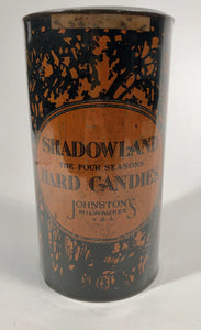 SHADOWLAND Four Seasons HARD CANDIES, Johnston's, Canco || Milwaukee