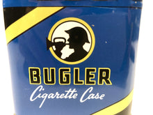 Load image into Gallery viewer, Mid Century BUGLER Cigarette Case, Empty Container