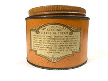 Load image into Gallery viewer, The Owl's THEATRICAL COLD CREAM Tin Cosmetic Container || The Owl Drug Co.