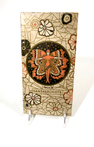 1920's Art Deco BOY'S HANDKERCHIEFS Box Set || Full Box with Original Product